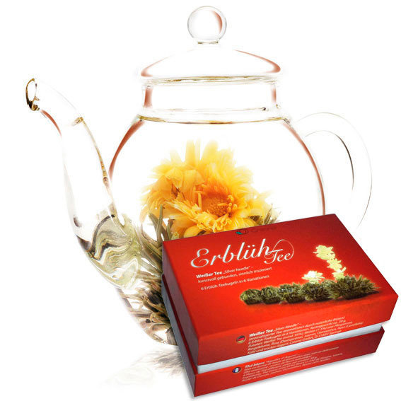 Erblüh-Tee Frühlingslese-Set