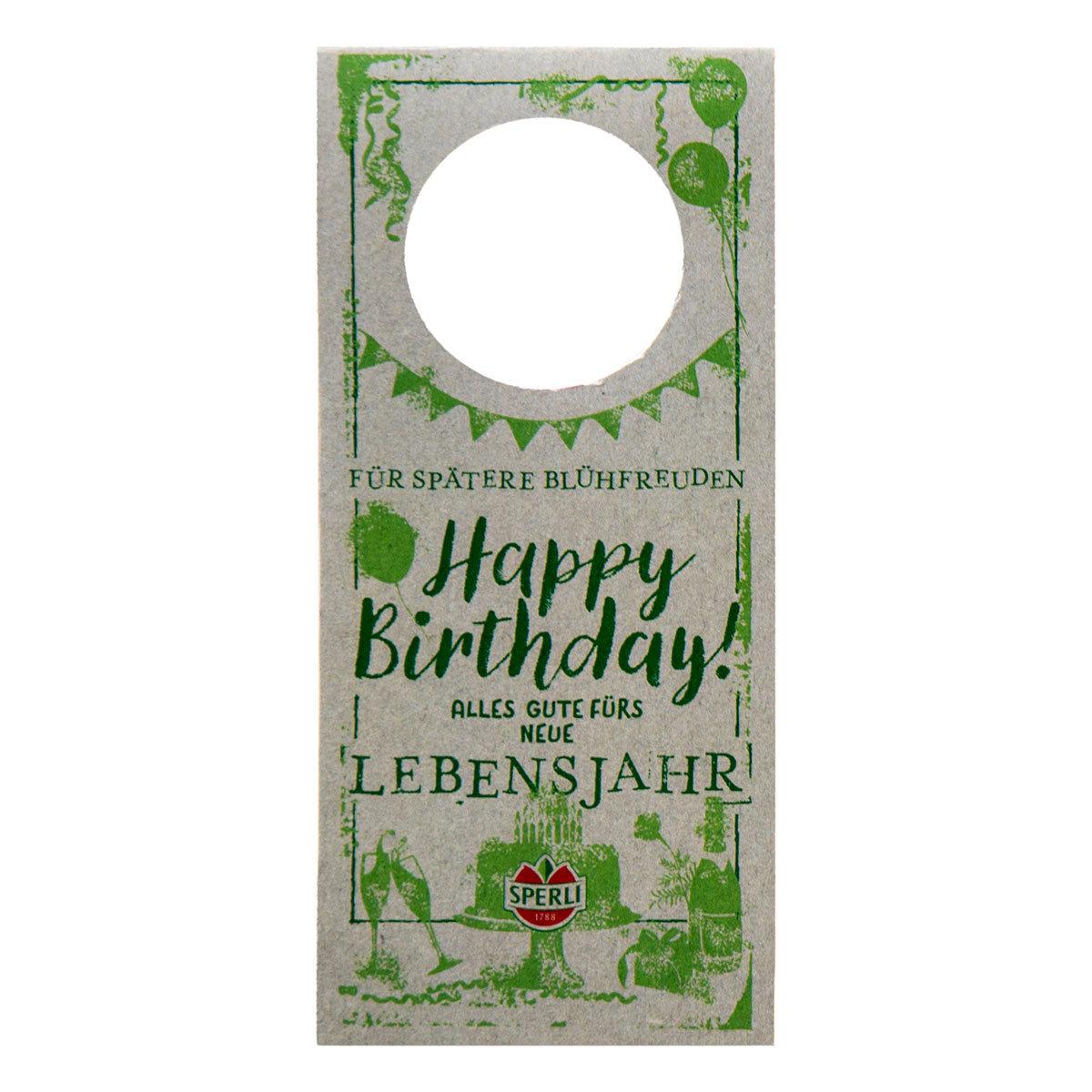 Geschenkanhänger für Flaschen - 3 Stück | #10