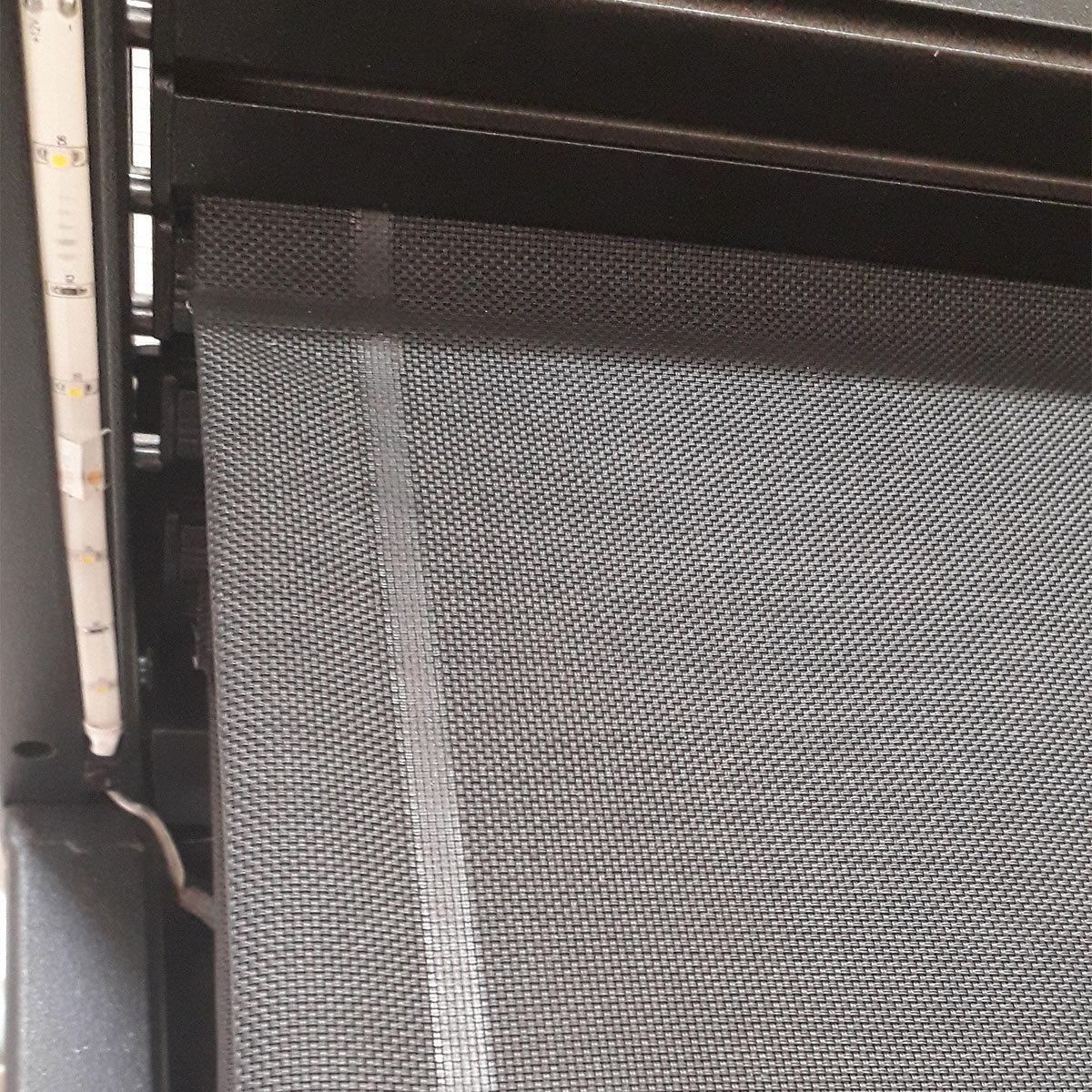 Pergola Tissu Solair, 394 x 394 cm   #10