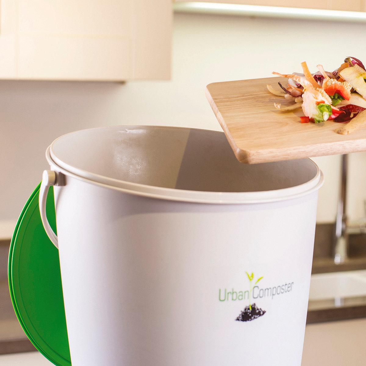 Urban Komposter 15 Liter, inkl. Kompost Beschleuniger | #2