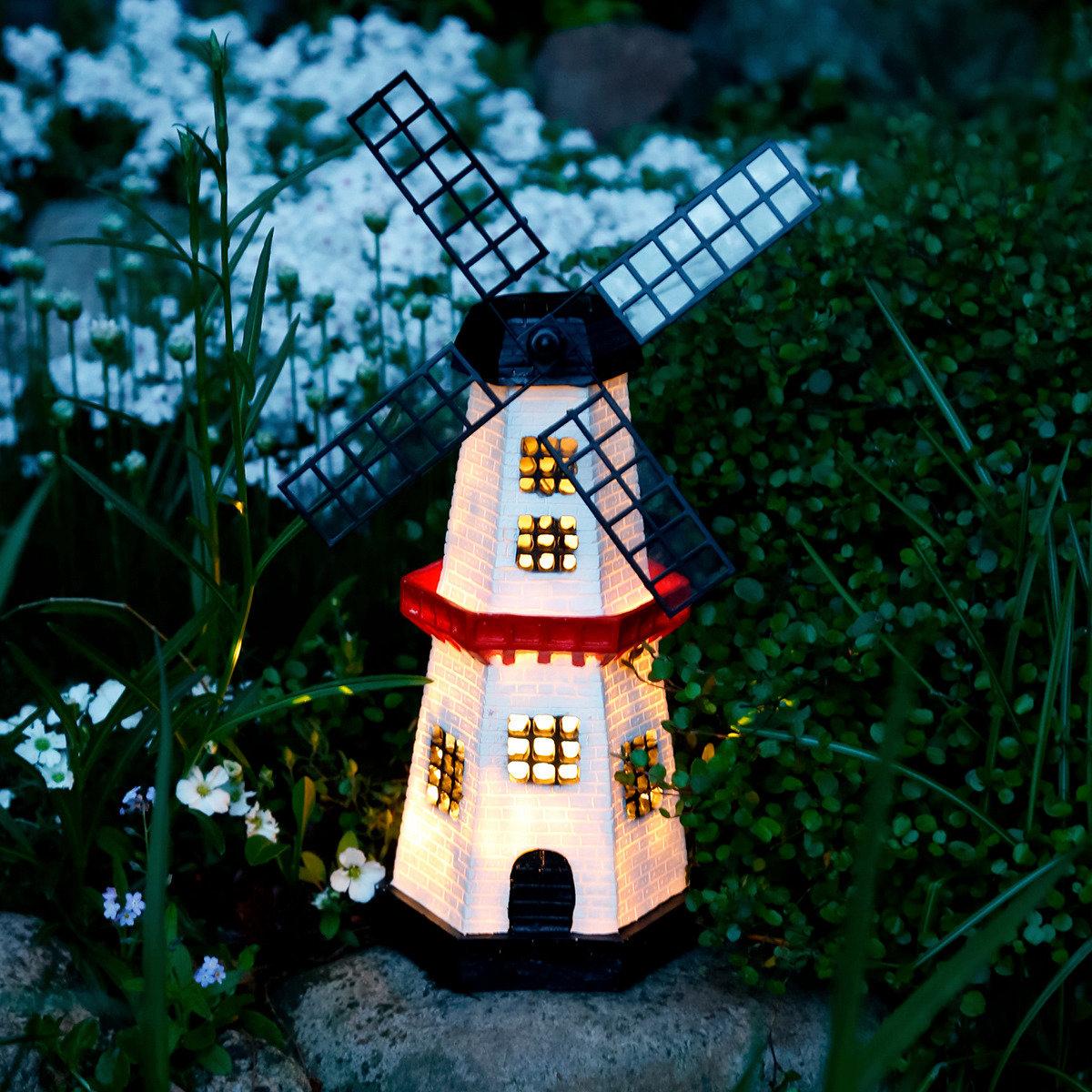 Solar Windmühle | #2