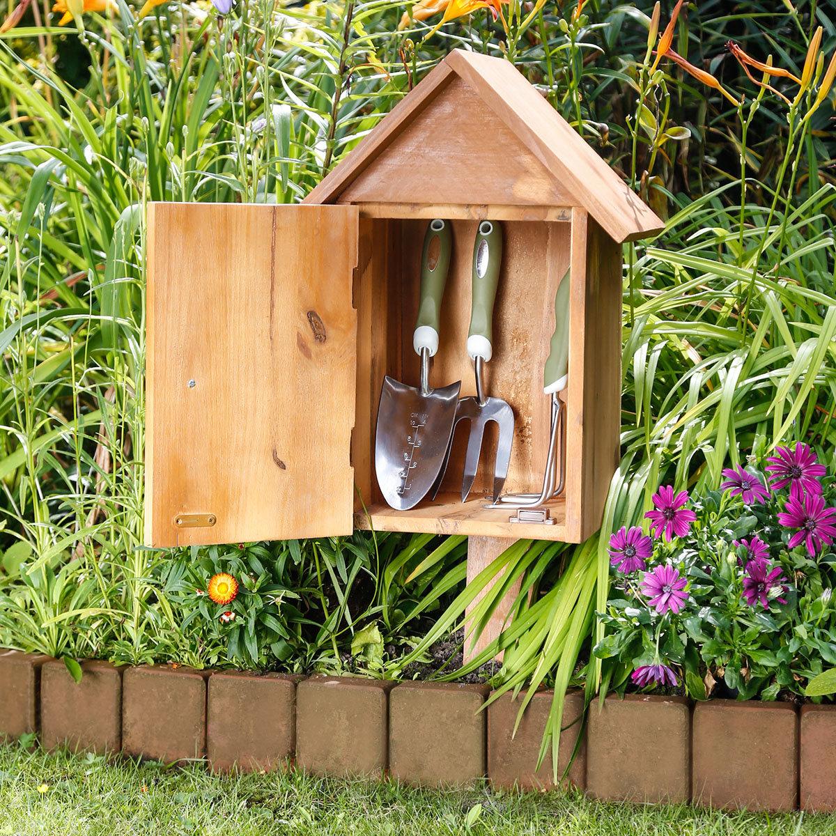 Mini-Gartenhaus | #2