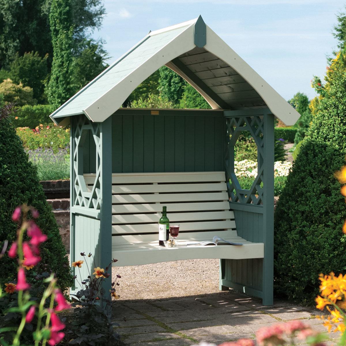 Gartenlaube Arbour | #2