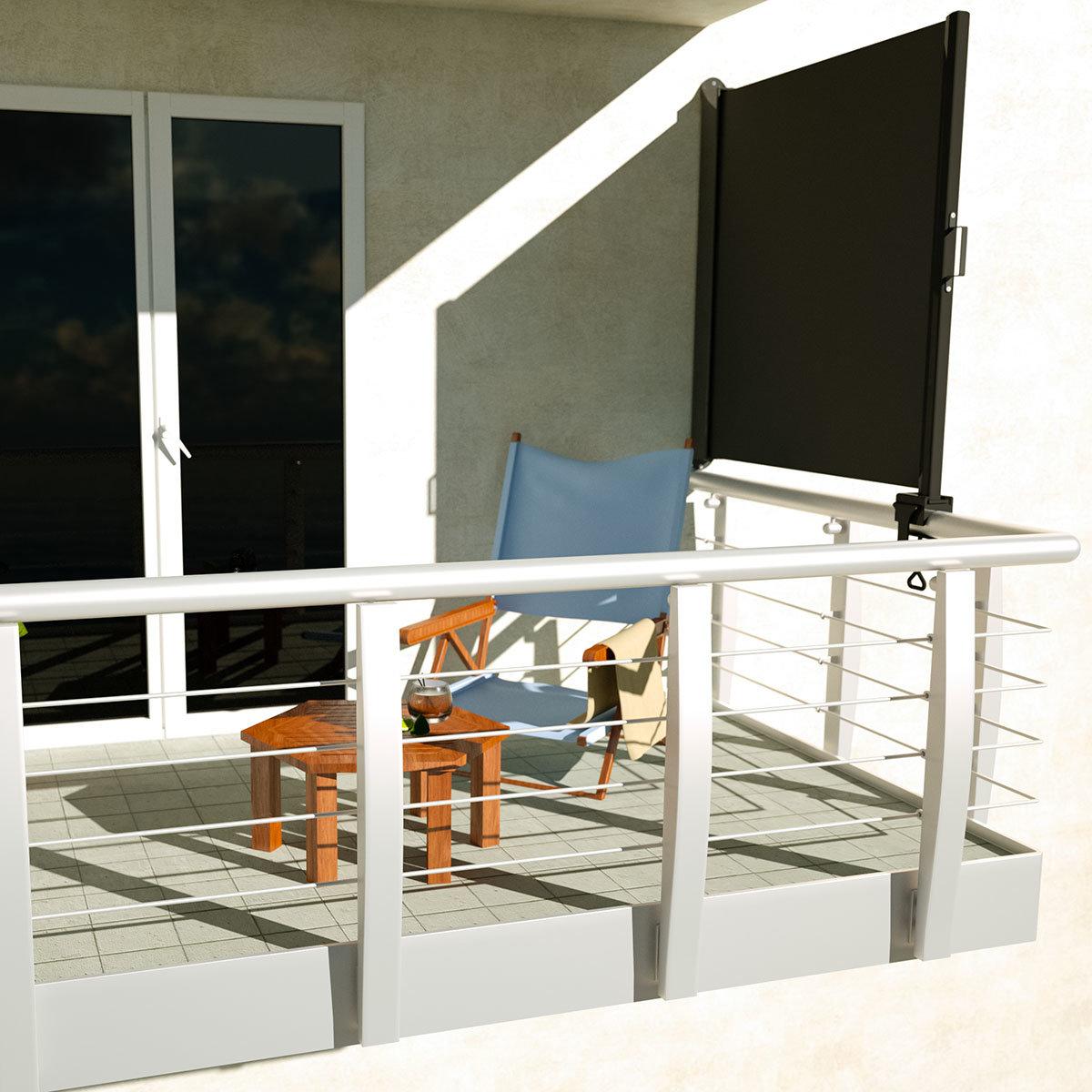 Balkonmarkise, anthrazit | #2