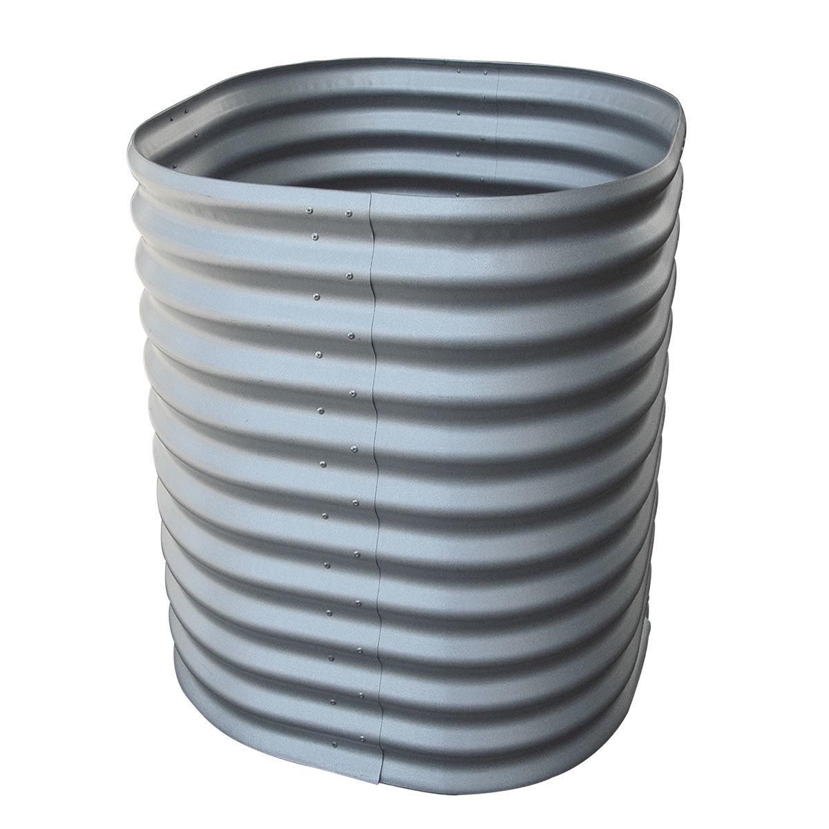 Vitavia Hochbeet rund, aluminium | #2