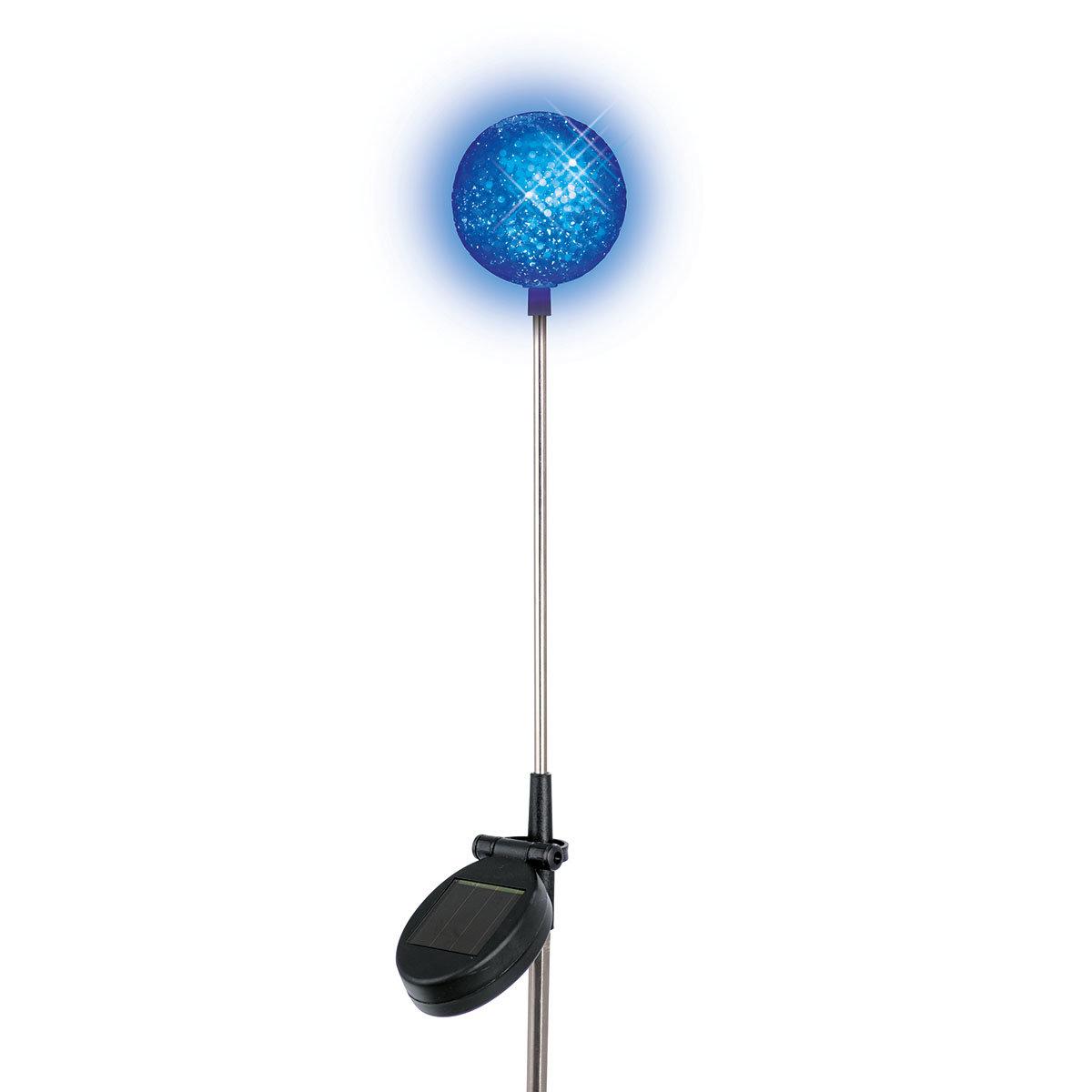Solar-Leuchte Kristall, 2er-Set | #2