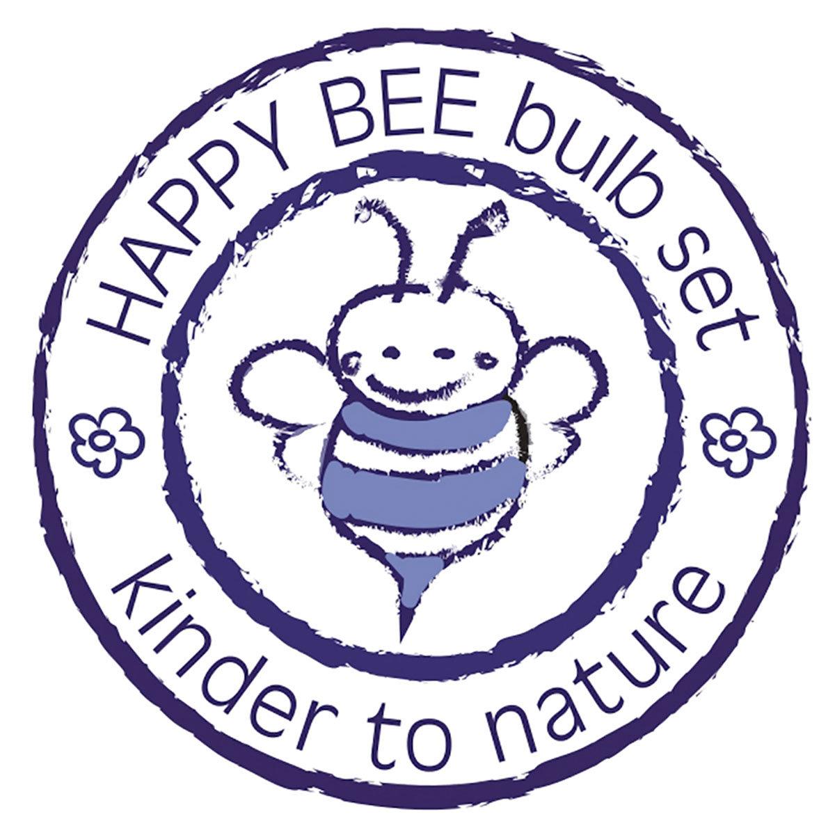 Blumenzwiebel-Sortiment Happy Bee Blau-Gelb | #2