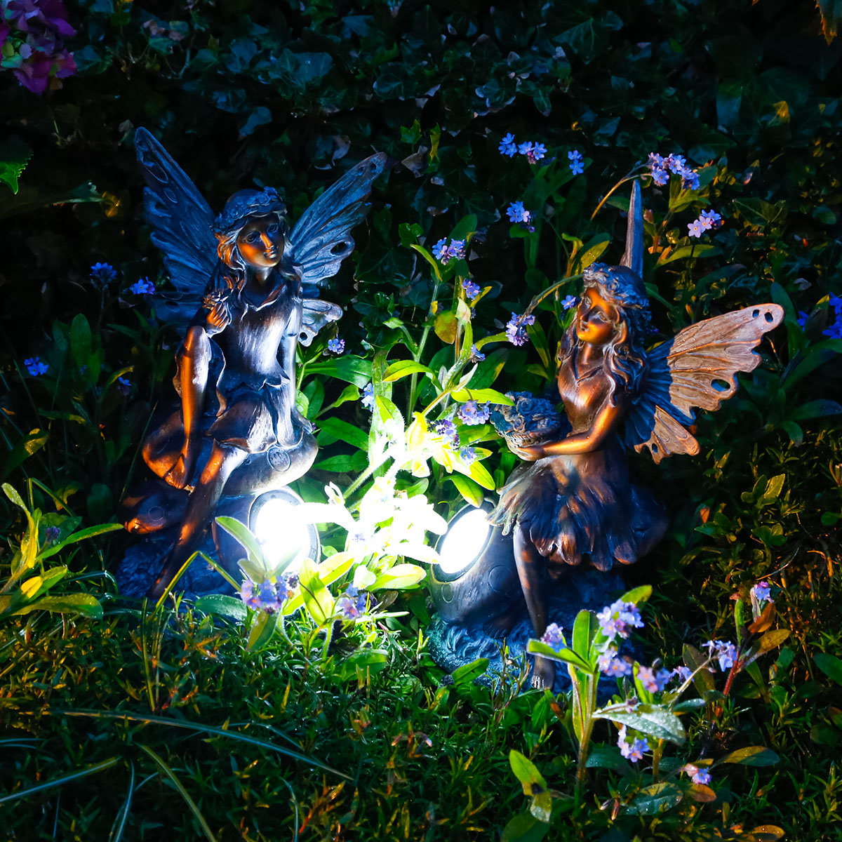 Solarleuchte Elfe Tinkerbell | #2