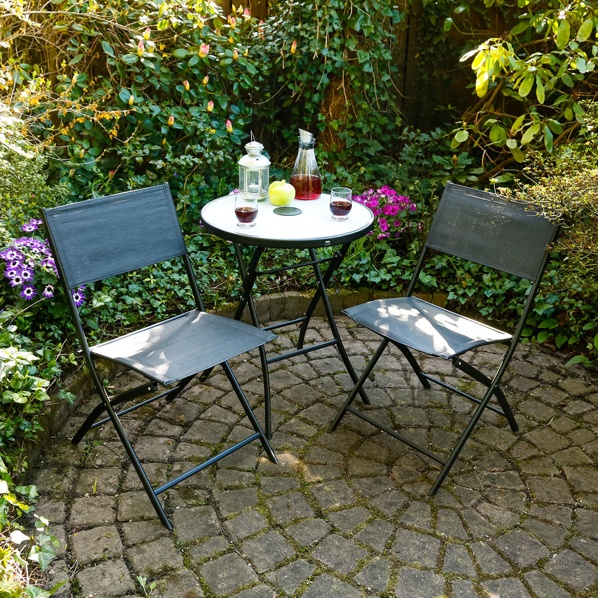 gartenm bel set happy hour von g rtner p tschke. Black Bedroom Furniture Sets. Home Design Ideas