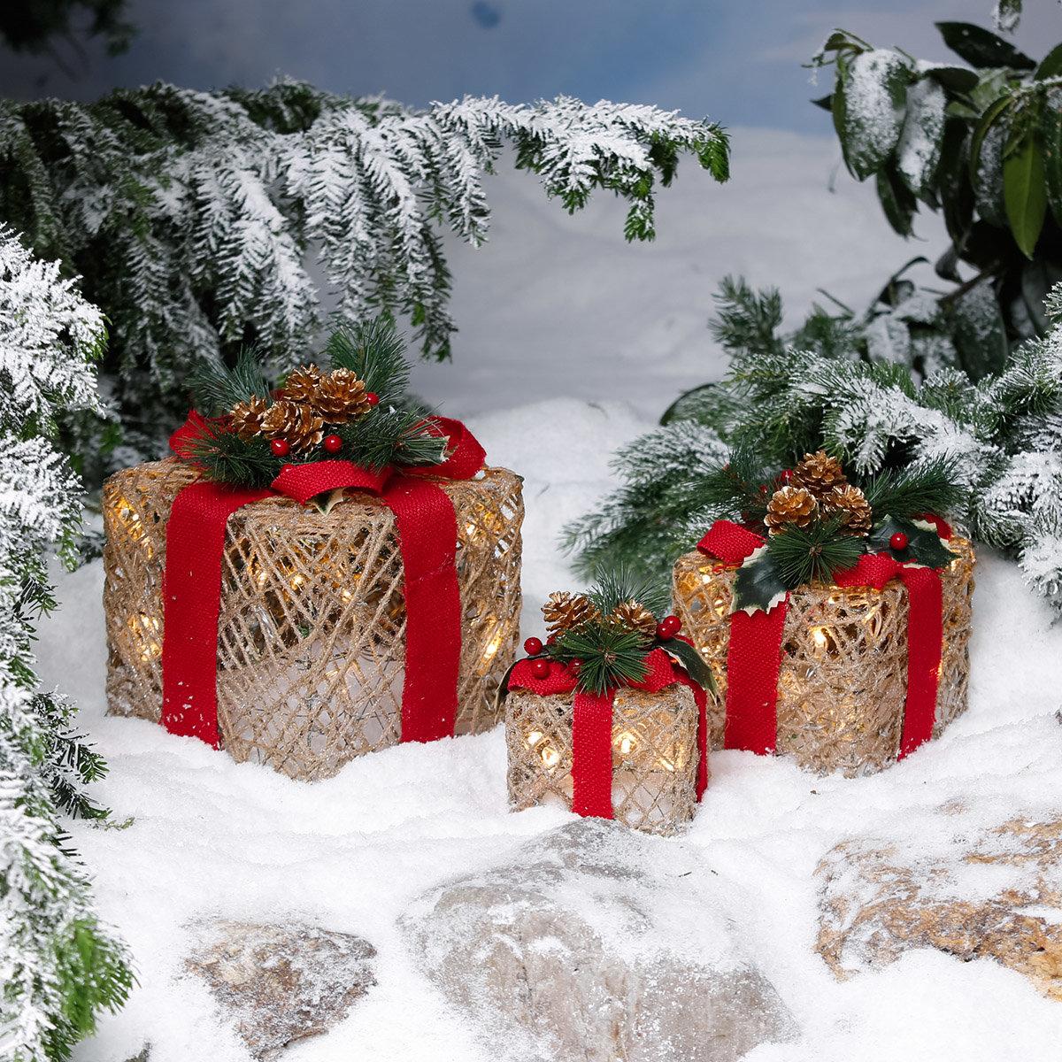 LED-Geschenke-Trio Vorfreude | #2