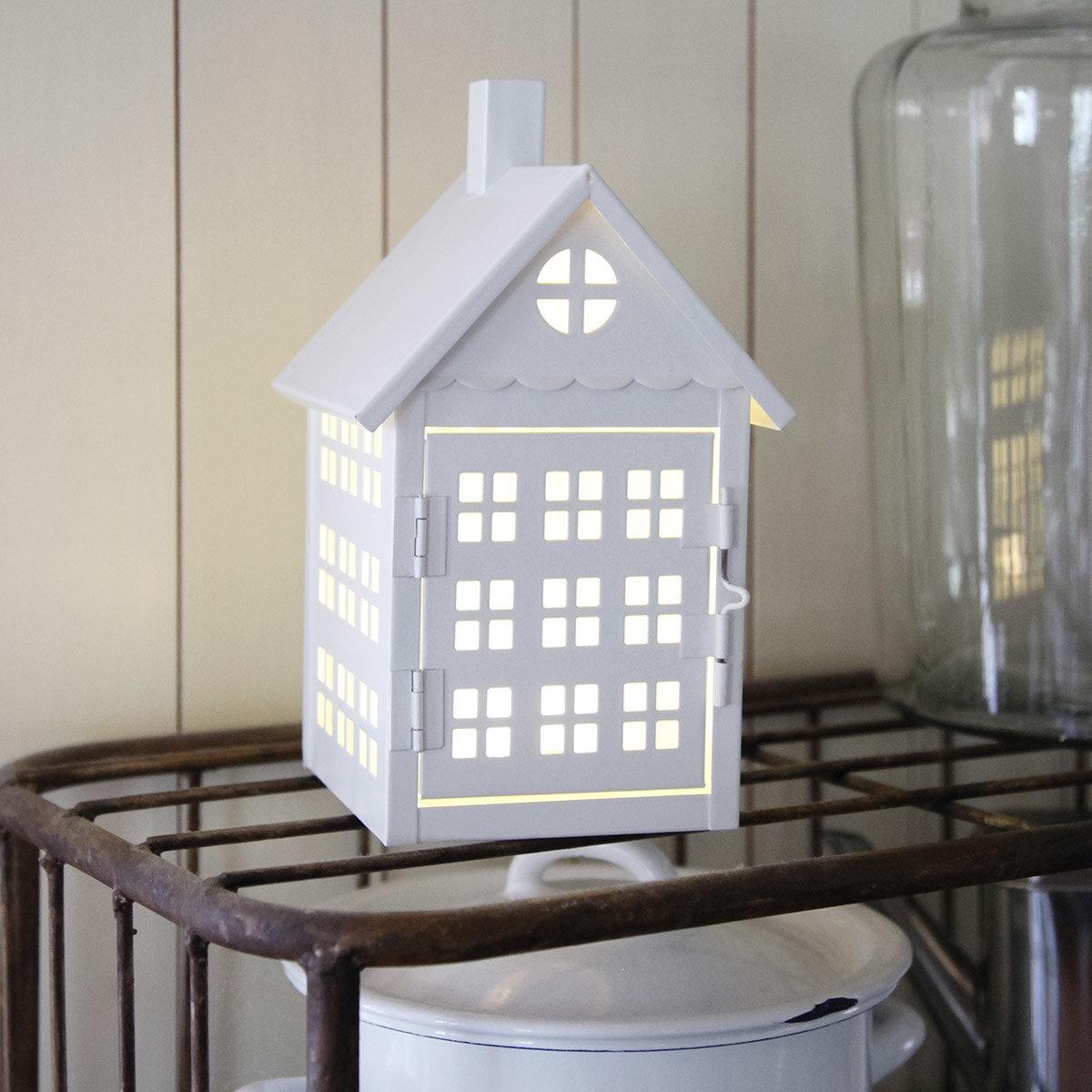 LED-Haus Winter Time, klein | #2