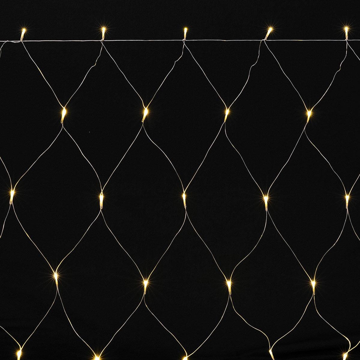 LED-Balkon-Lichternetz Winter Dream | #2