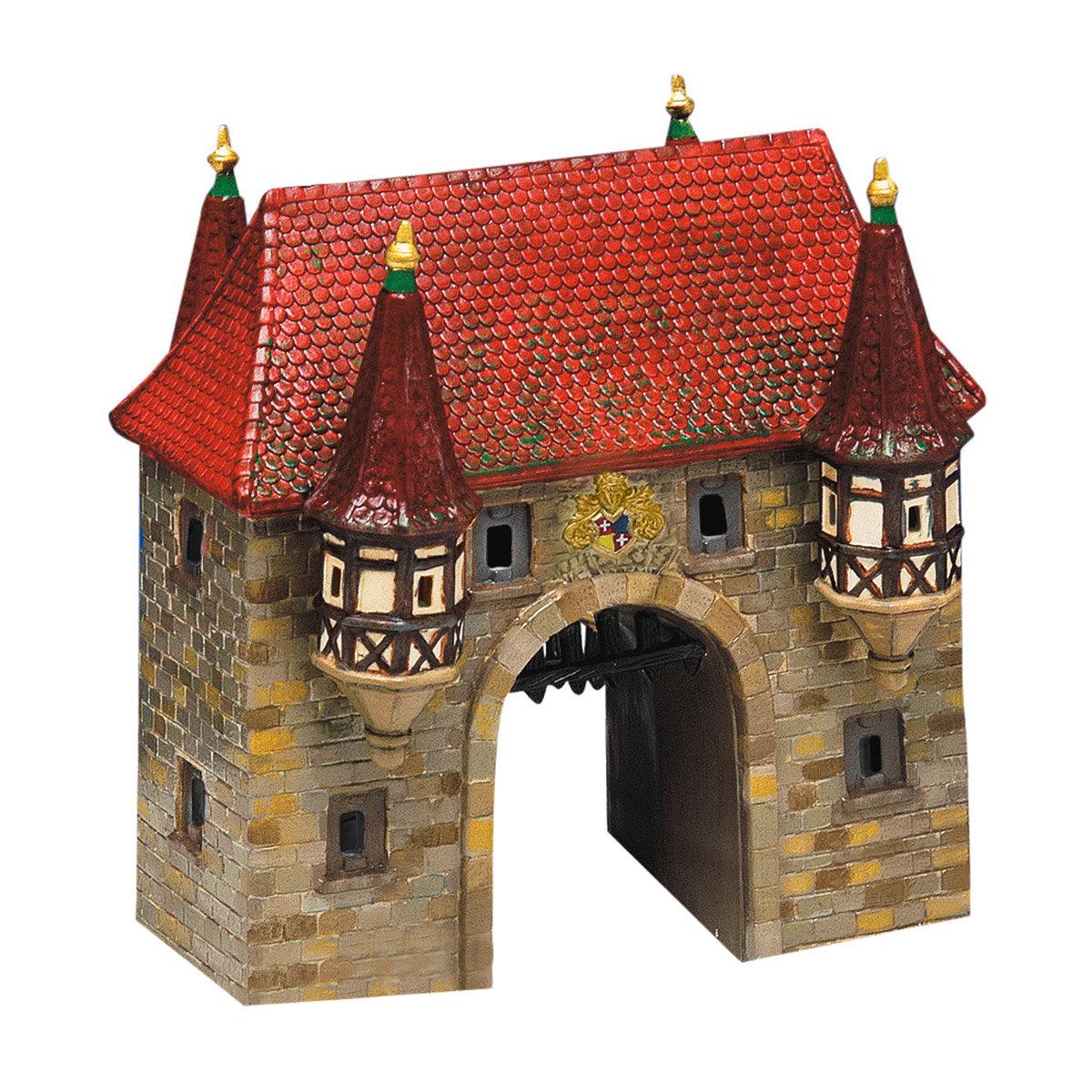 Miniatur-Weihnachtsdorf Stadttor | #2