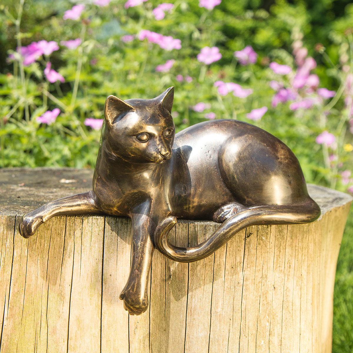 Bronze-Figur Katze Bastet | #2