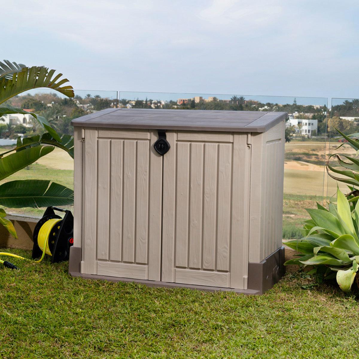 Store It Out Midi Aufbewahrungsbox Woodland 845 L, beige | #2