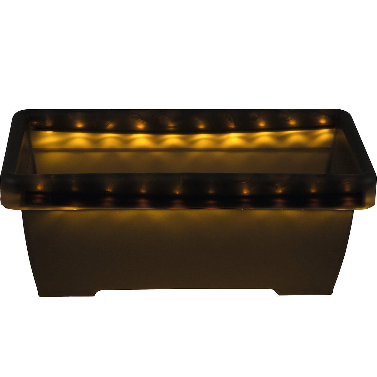 HEITRONIC® Solar LED-Blumenkasten | #2