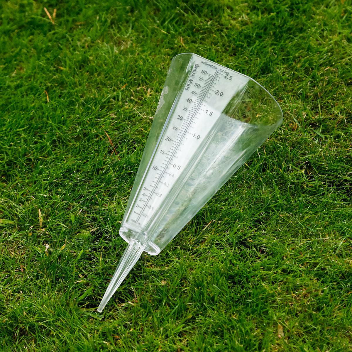 Regenmesser mit Erdspieß | #2