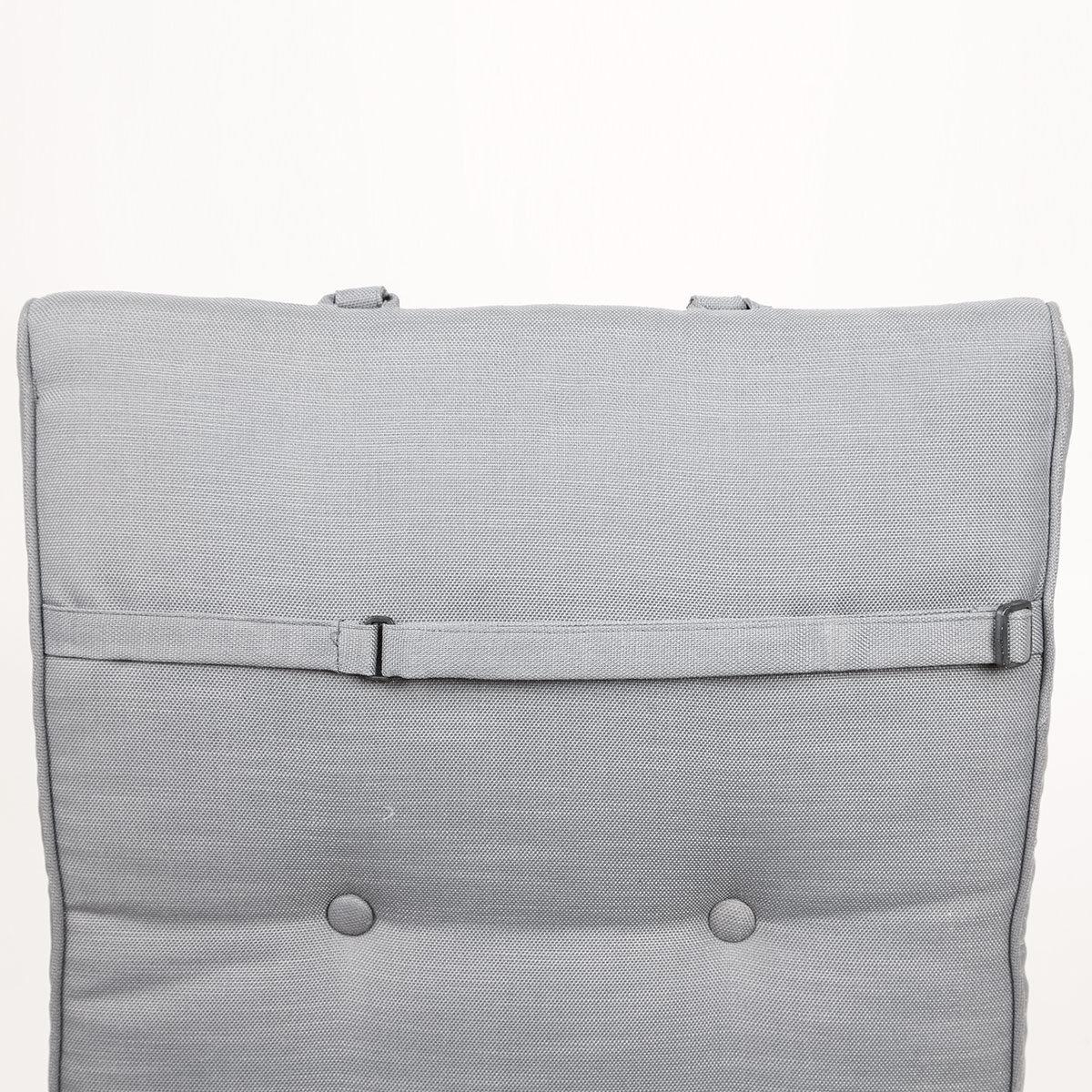 Hochlehnerauflage, grau | #2