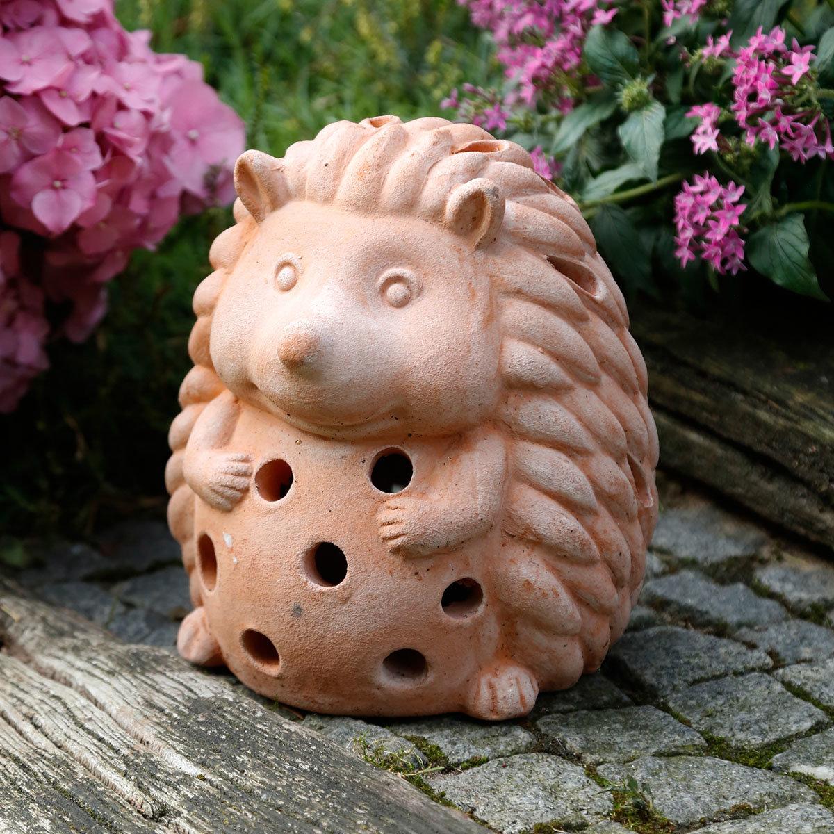 Terracotta-Igel Max | #2