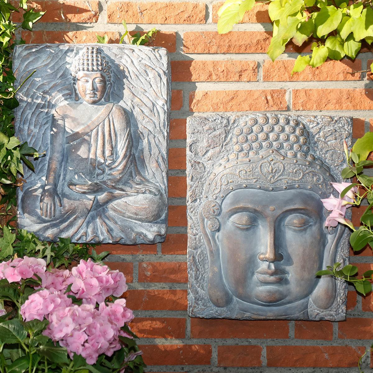 Wandbild Buddha Narada | #2