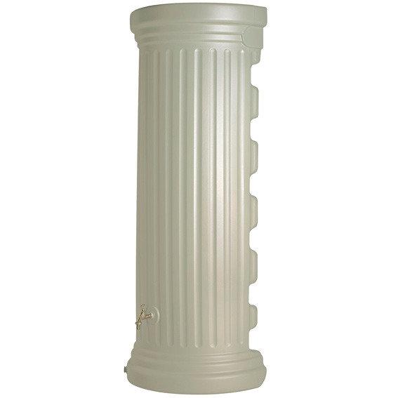 Regenwassertank Säule 350 Liter, sandbeige | #2