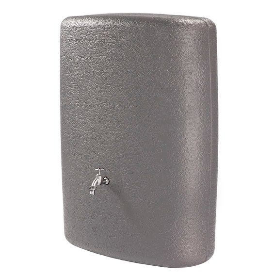 Regenwassertank Terranova 275 Liter, granit | #2