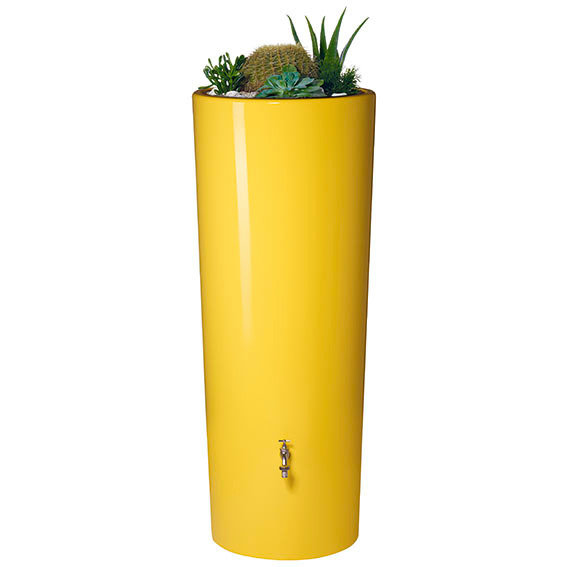 Regenwassertank 2 in 1, gelb | #2