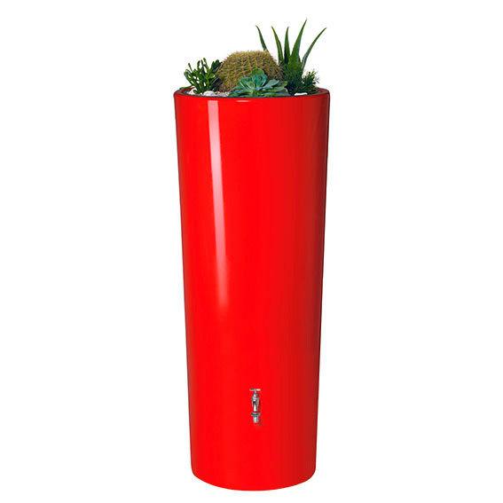 Regenwassertank 2 in 1, rot   #2