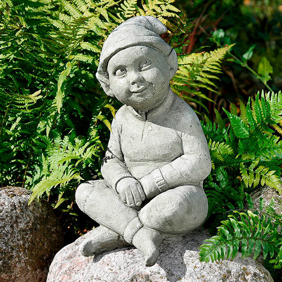 Gartenfigur Wichtel Hinzelchen | #2