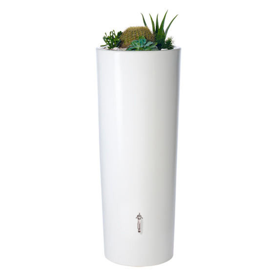 Regenwassertank 2 in 1, weiß | #2