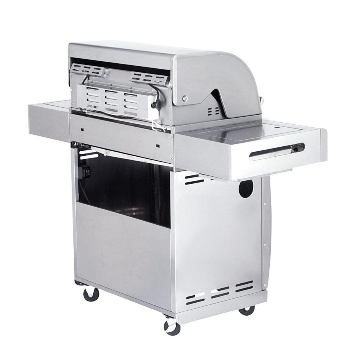 Allgrill® Gasgrill-Wagen Chef | #2