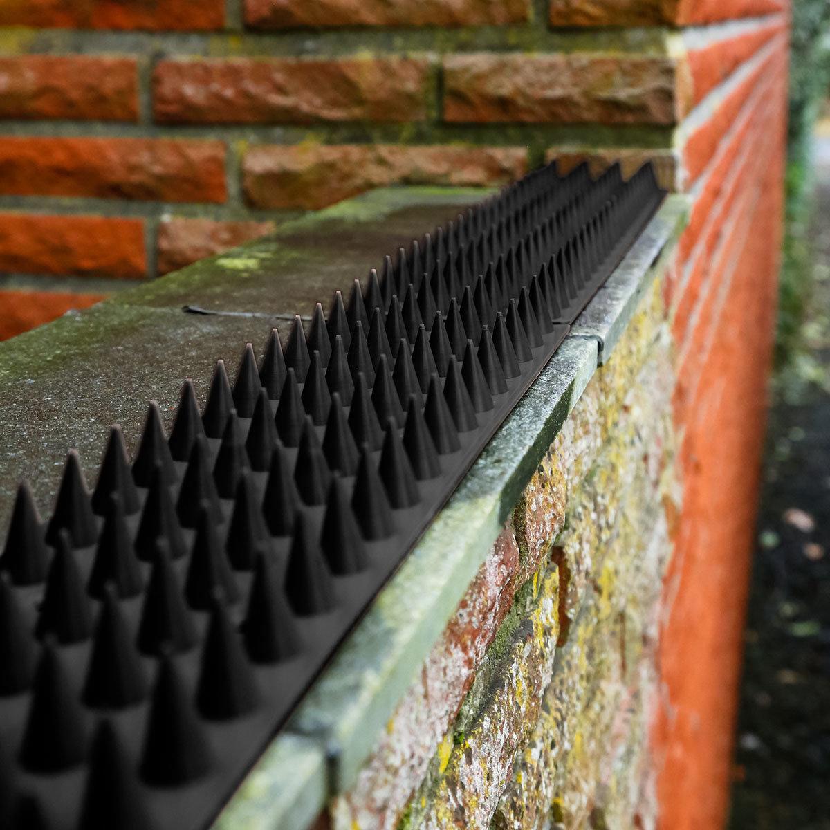 Abwehrstreifen breit, schwarz | #2