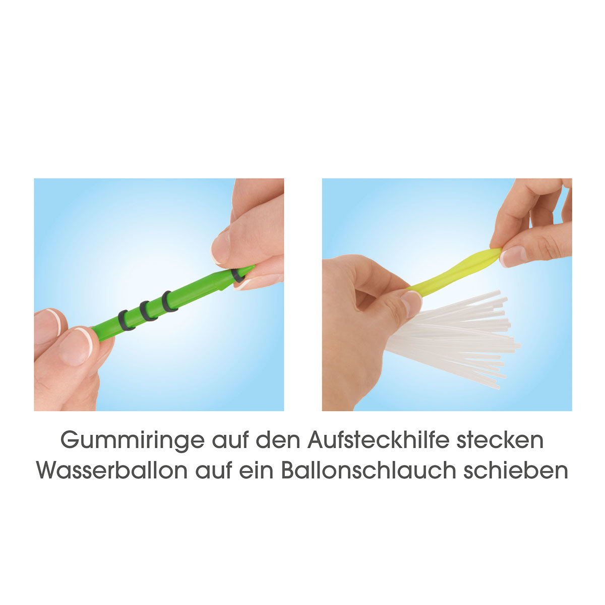 EASYmaxx® Wasserballon-Fabrik Nachfüll-Set | #2