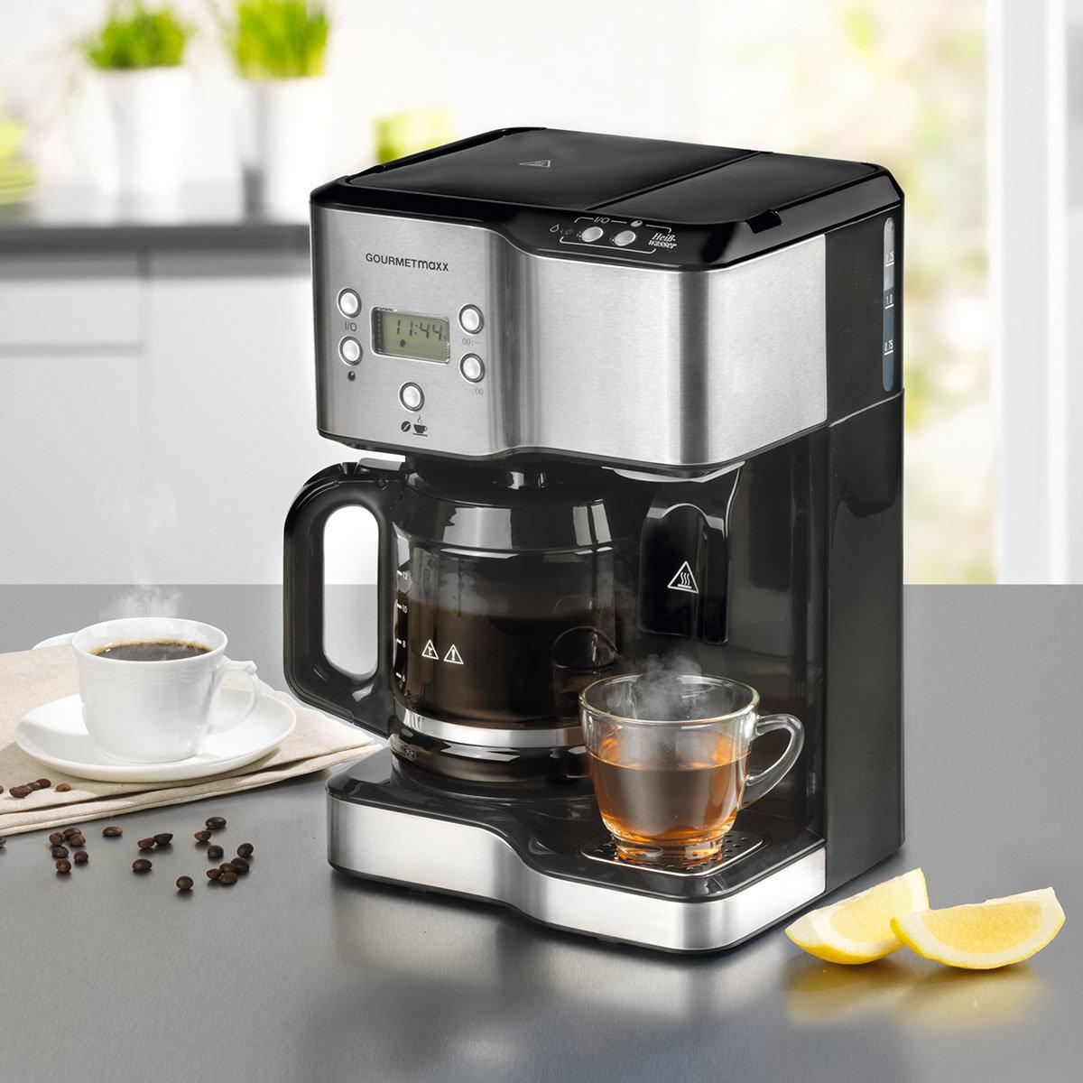 GOURMETmaxx Kaffee- & Teestation | #2