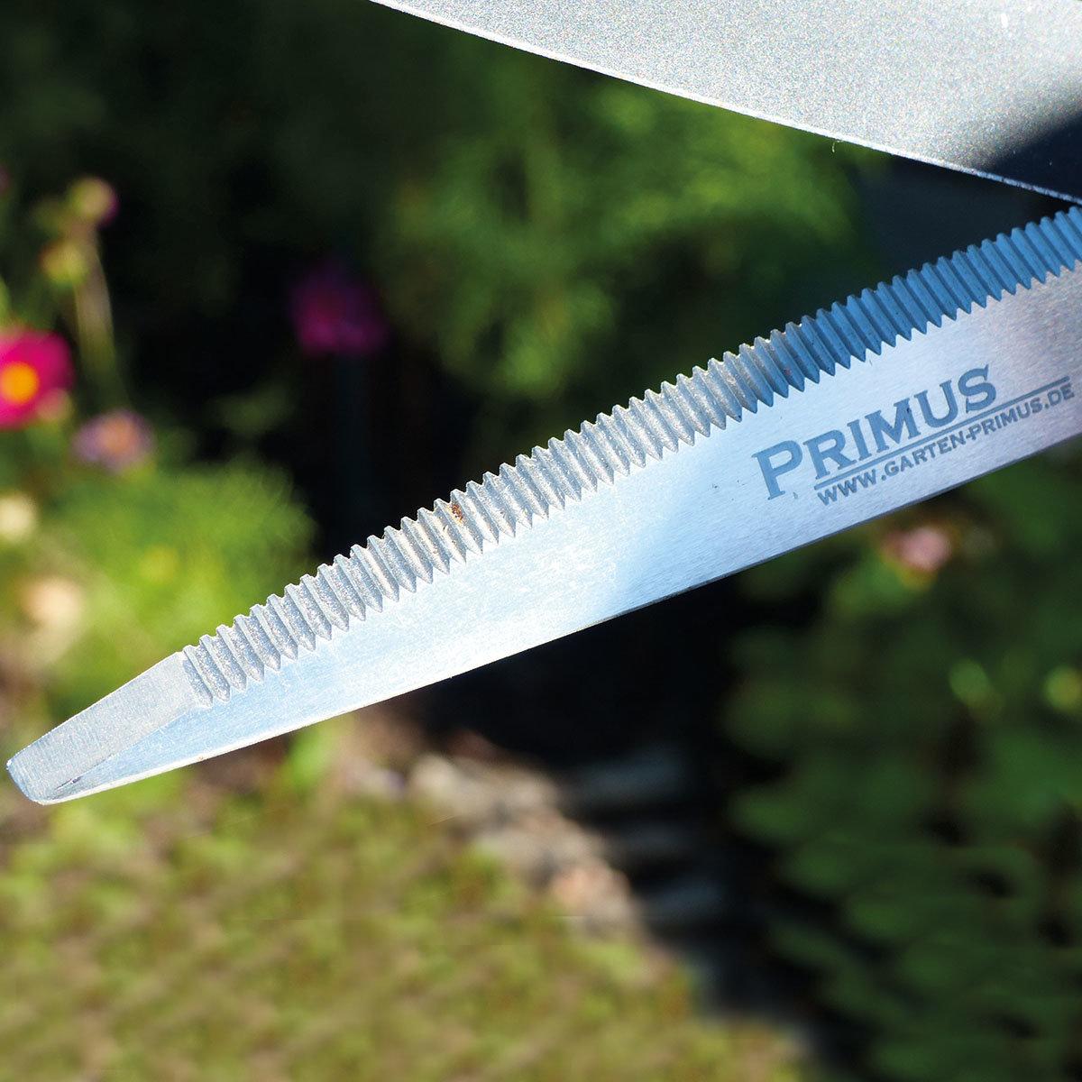 Rasenkantenschere mit geriffelter Klinge | #2