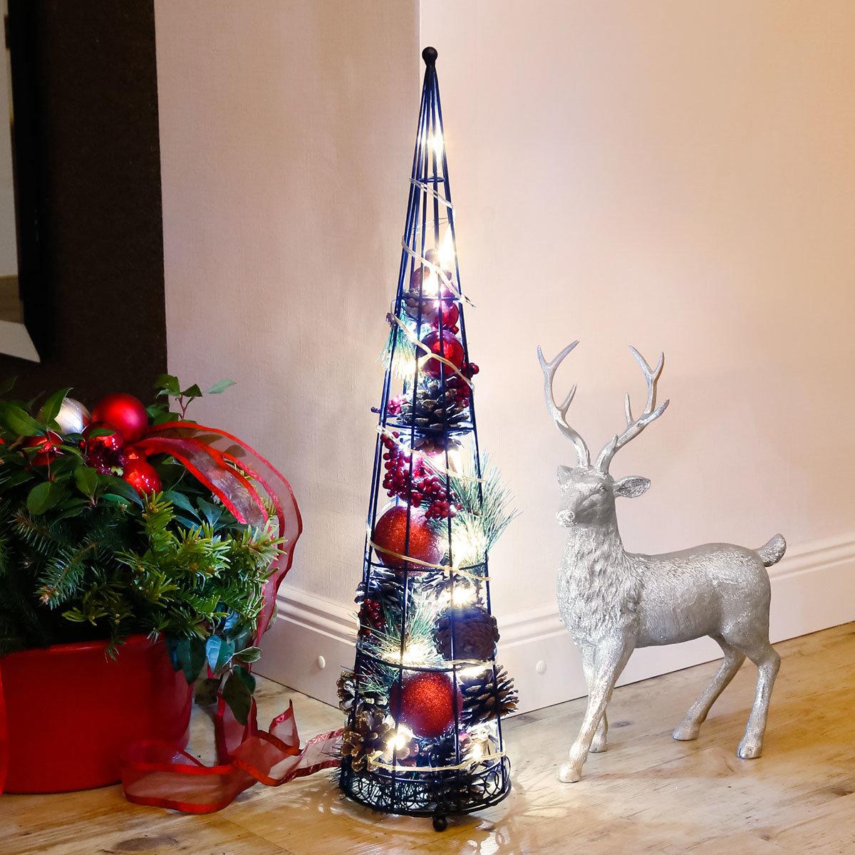 LED-Kegel Weihnachtszauber, groß | #2