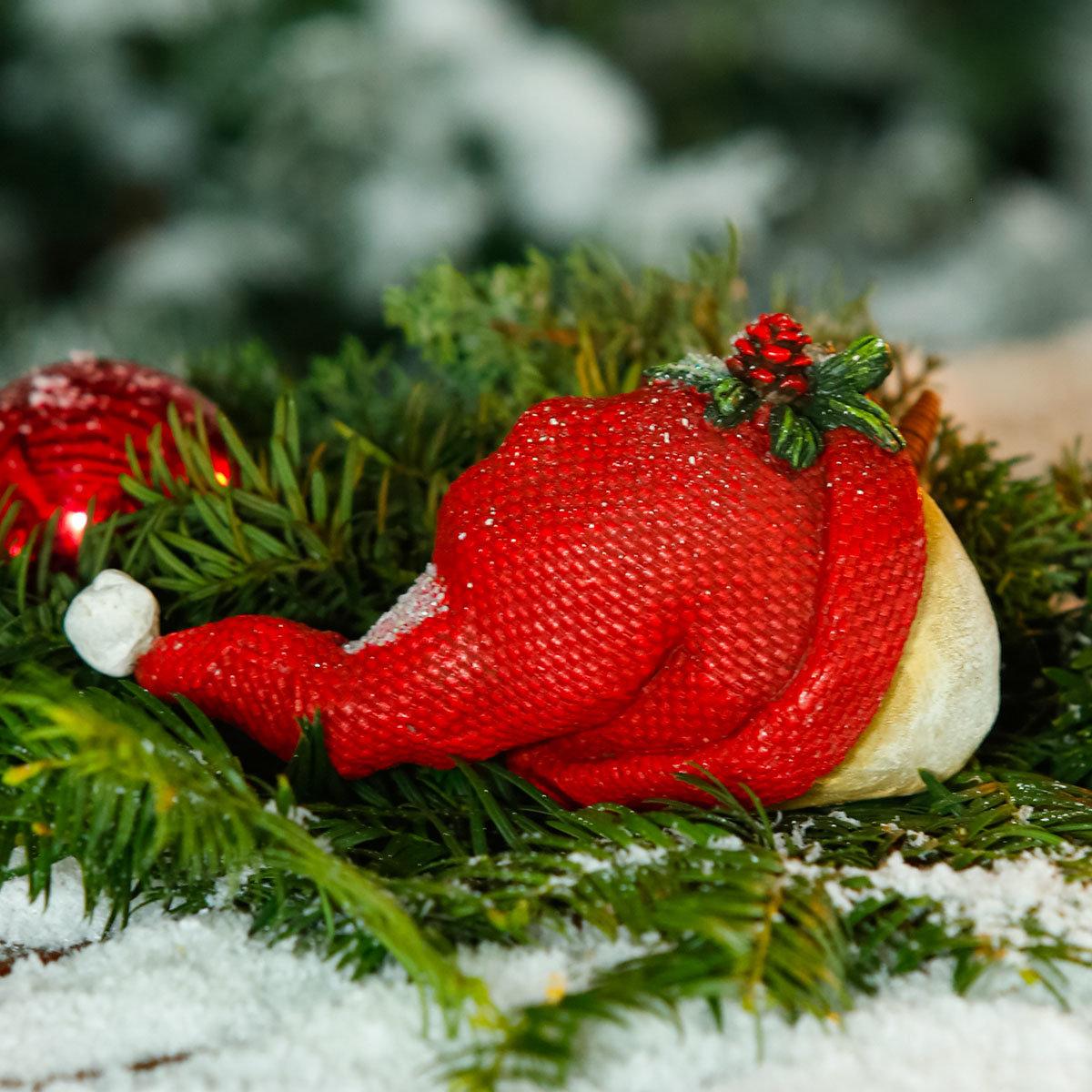 Schneemanngesicht Michi Mütze | #2