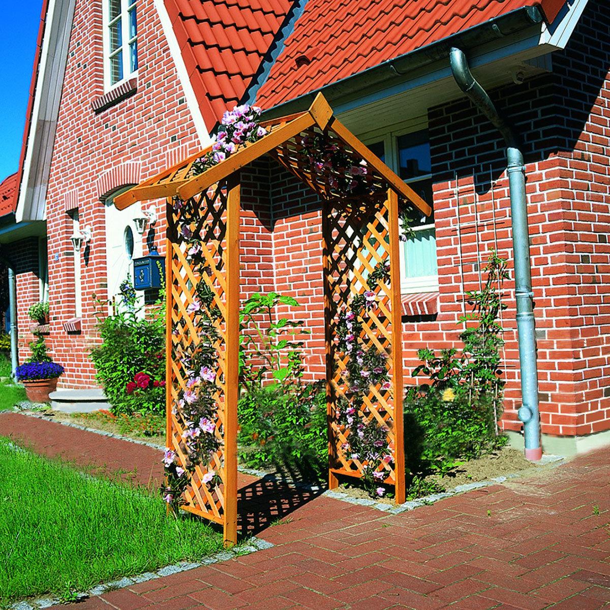 Rosenbogen Set Landhaus Flair | #2
