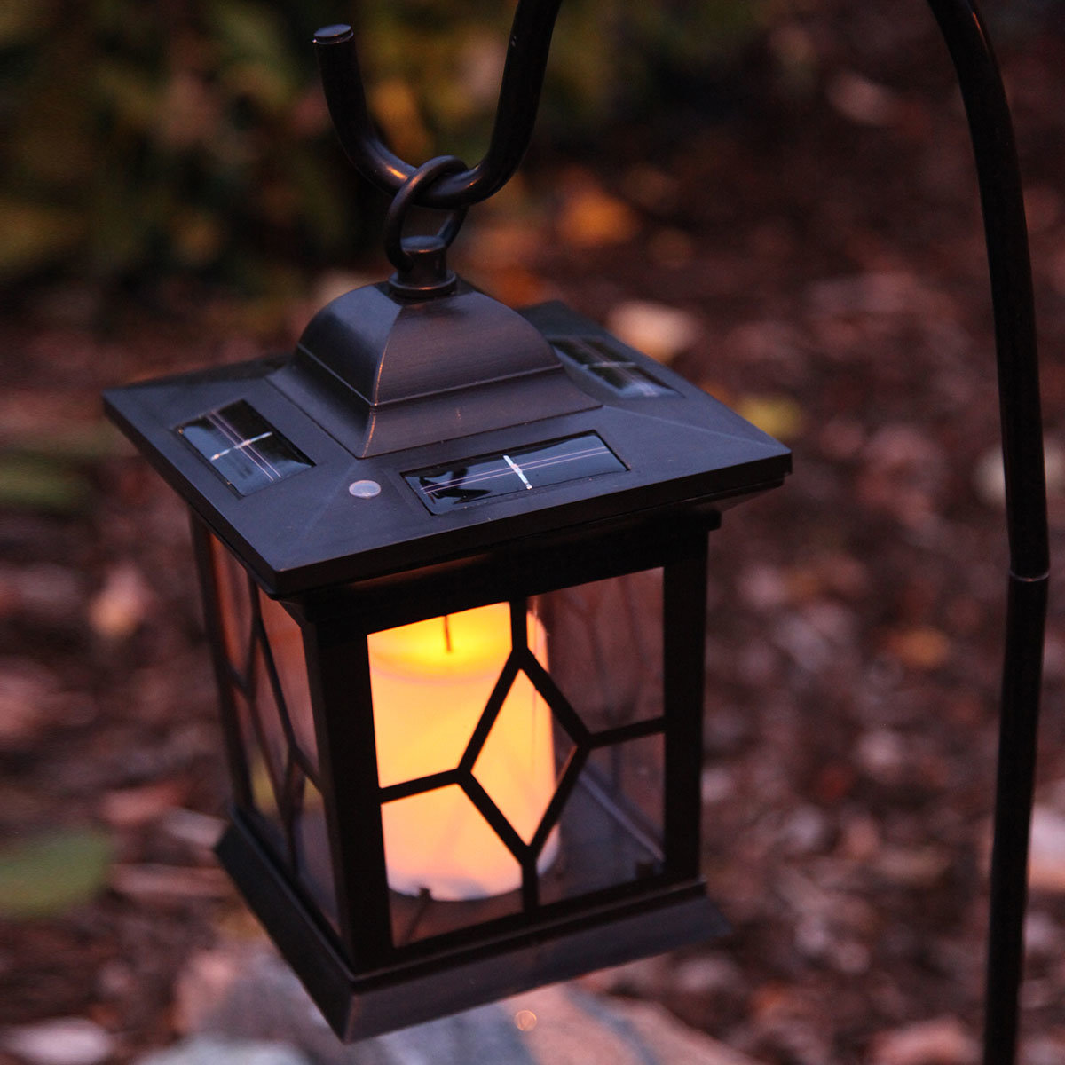 LED-Solarlaterne | #2