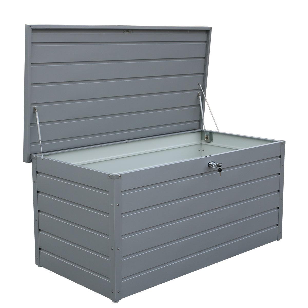 Metall-Gerätebox Palladium | #2