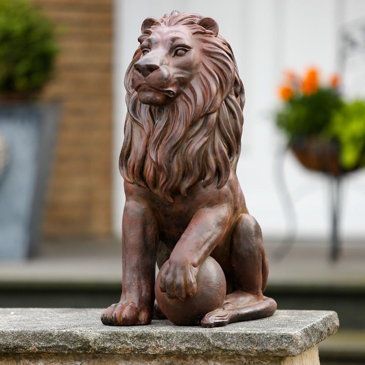 Gartenfigur King Leo | #2
