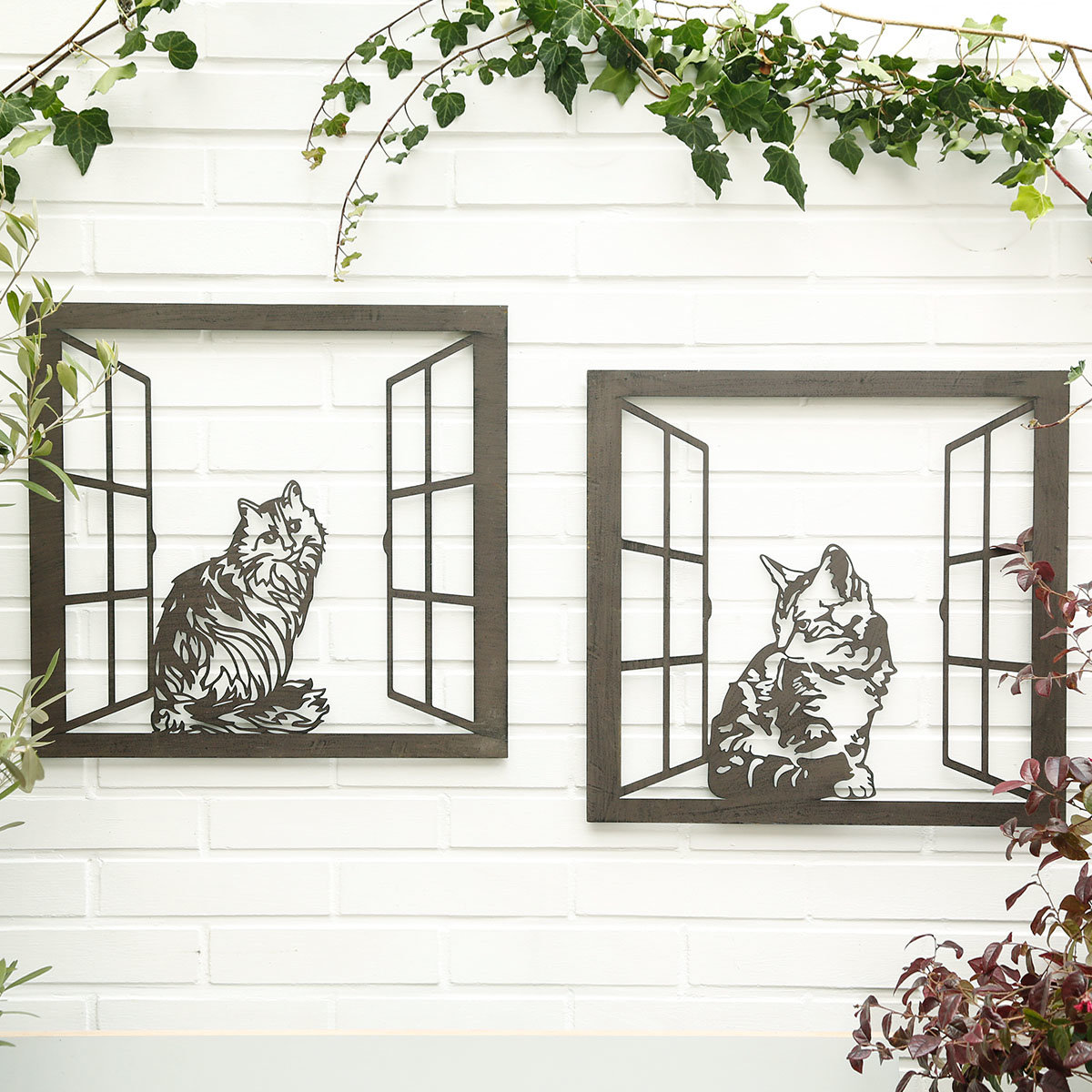 Wandbild Katze Purzel | #2