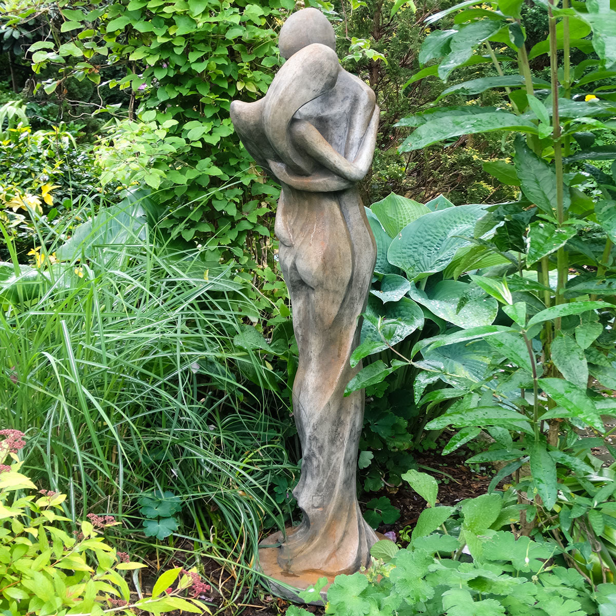Gartenfigur Tristan & Isolde | #2
