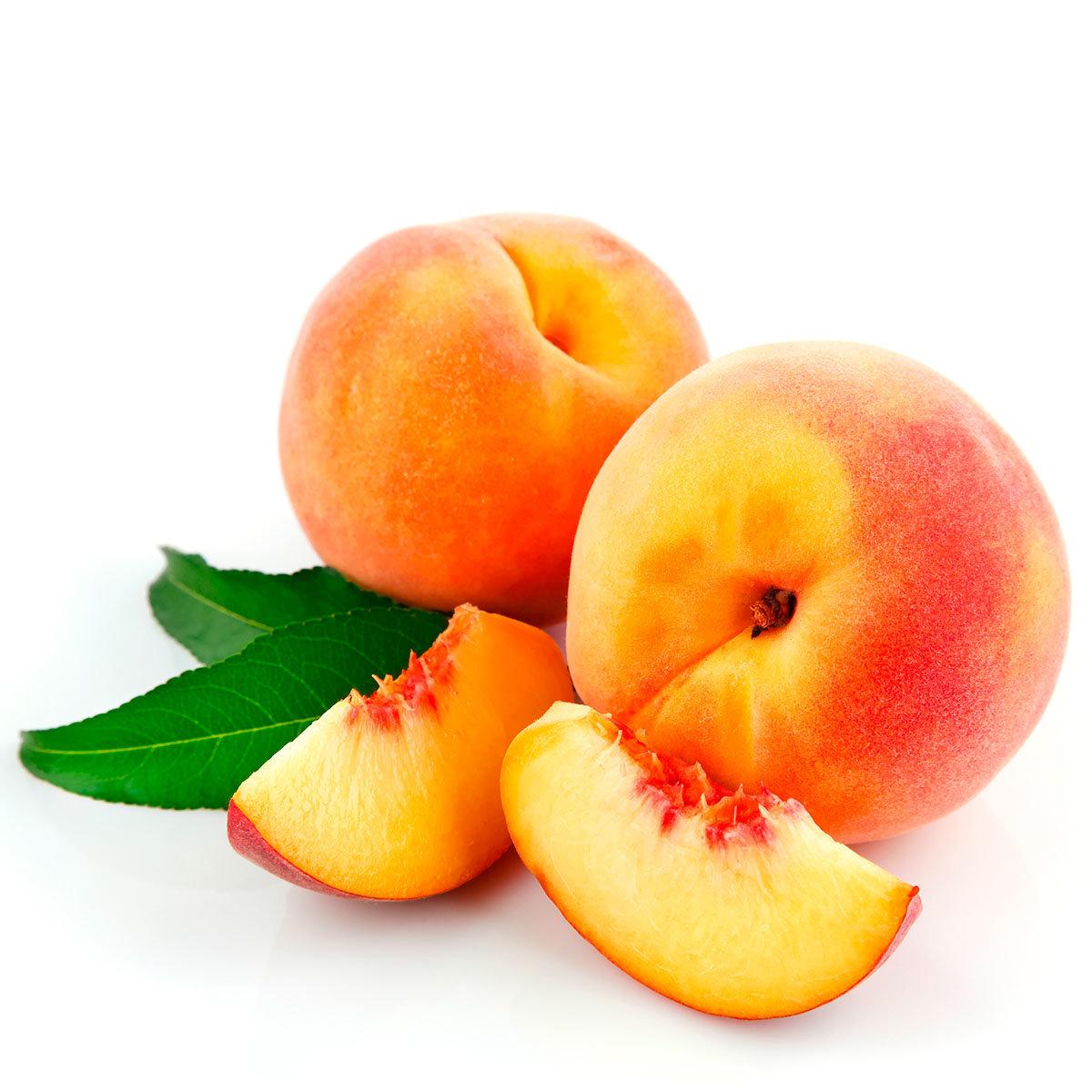 Gelber Balkon-Pfirsich Fruit Me®Peach Me Yellow | #2