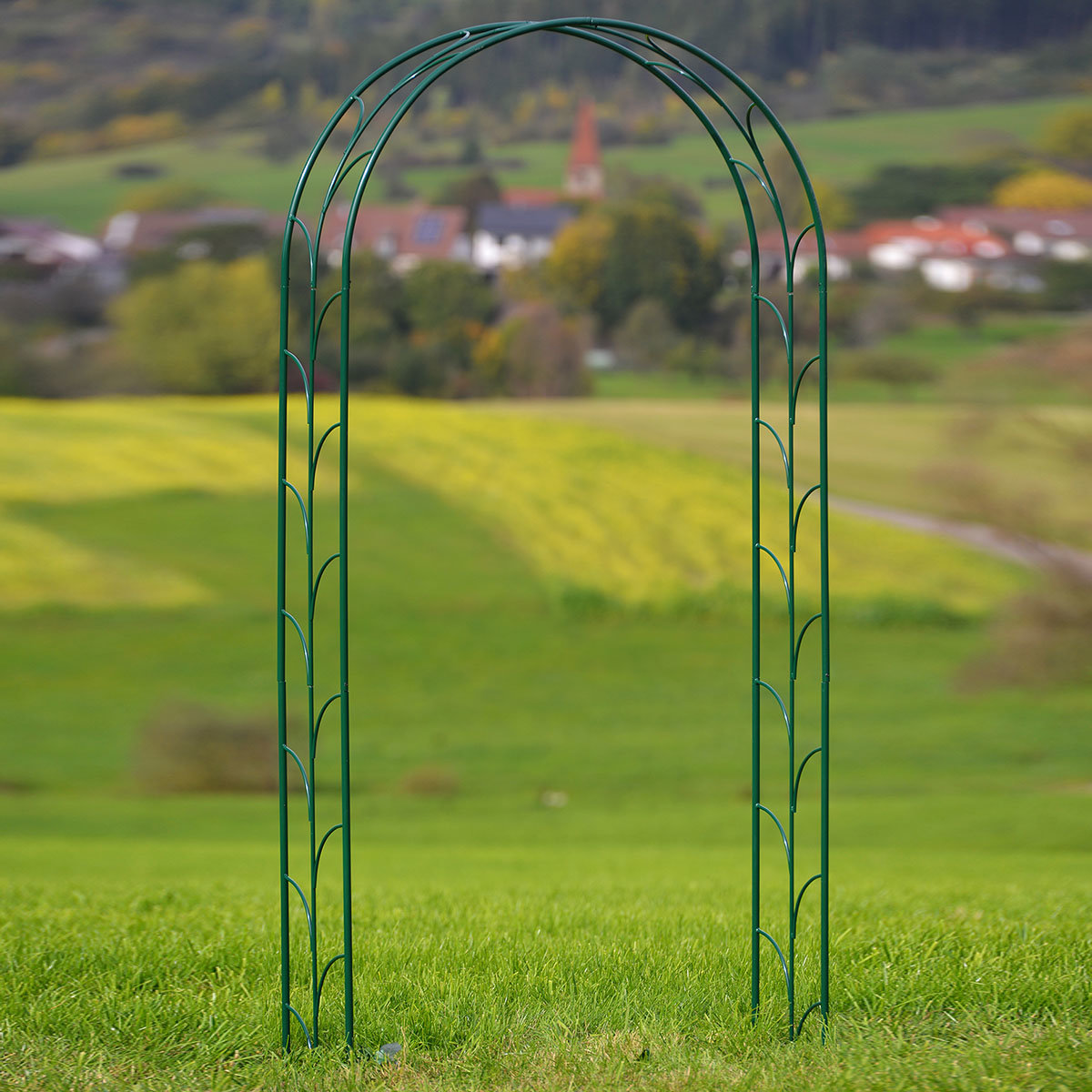 Rosenbogen Liane, oxford-grün | #2