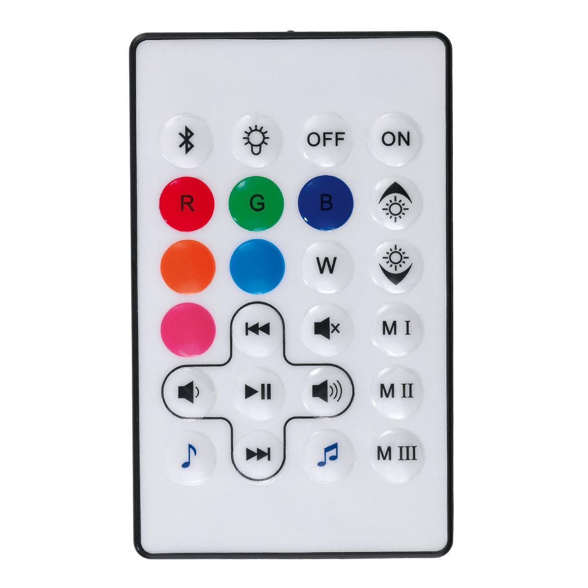 LED-Bluetooth-Lautsprecher | #2