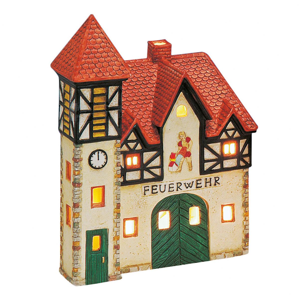 Miniatur-Lichthaus Feuerwehr | #2