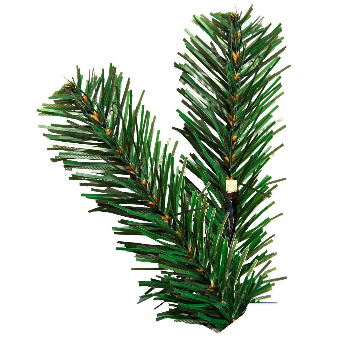 Weihnachtsbaum Künstlich Aussen.Künstlicher Led Außen Weihnachtsbaum Grüne Pracht Klein