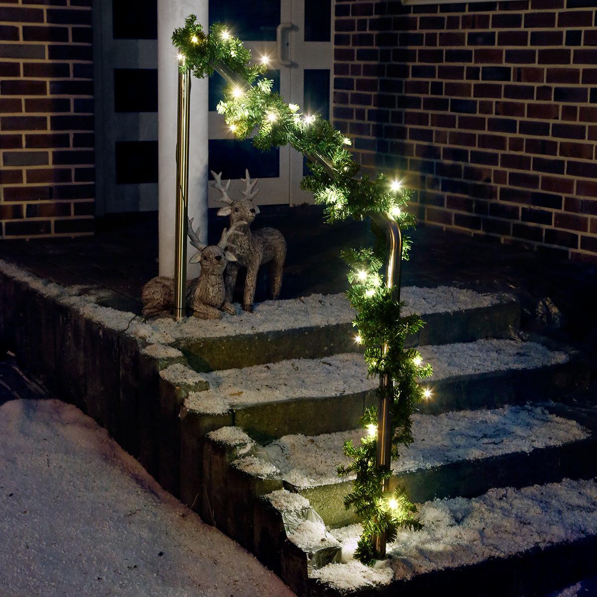 LED-Girlande Lichterglanz, 2,7 m | #2