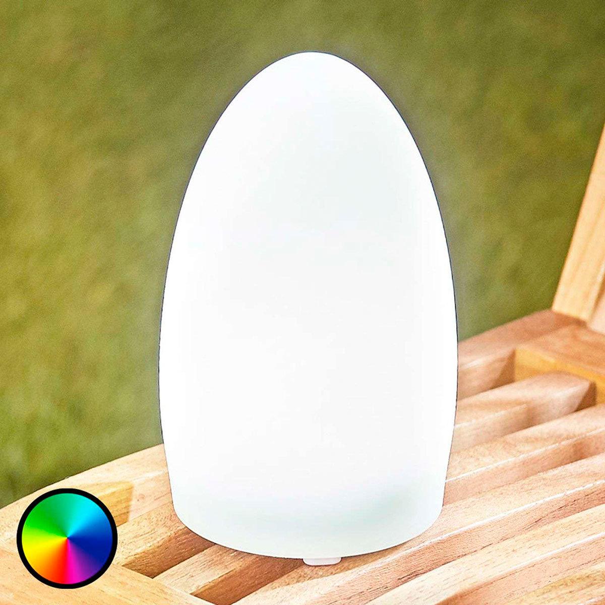 LED Dekoleuchte Solay, USB, RGB-Farbwechsel   #2